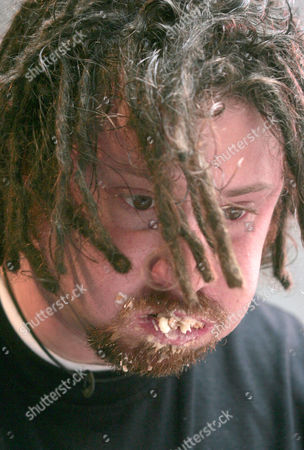 'Crazy Legs' Conti eats his way to a fourth place finish. The contest, sanctionned by the International Federation of Competitive Eaters, determines who can eat the most cannoli within a given 6 minute period. The winner will receive a Championship Belt and will be recognized as The Worlds Champion Cannoli Eater.