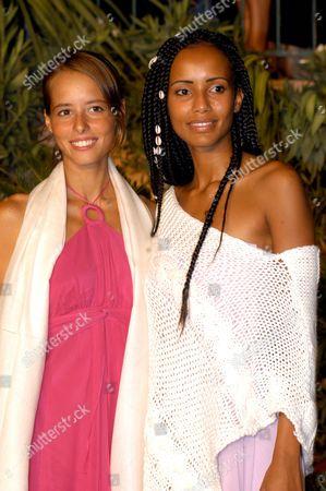 Editorial image of SAINT TROPEZ TV FESTIVAL, FRANCE - 18 SEP 2004