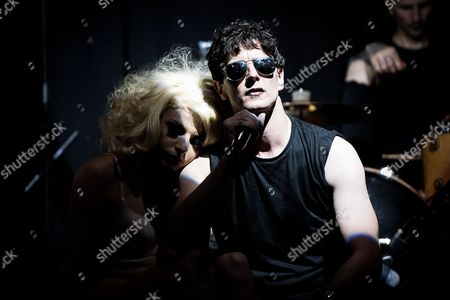 ' Lou Reed ' played by Johnny Woo and Candy Cane, played by Cairo Harris.
