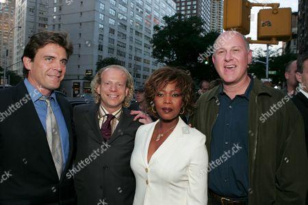 Roderick Spencer, Bruce Cohen, Alfre Woodard & Joseph Ruben.