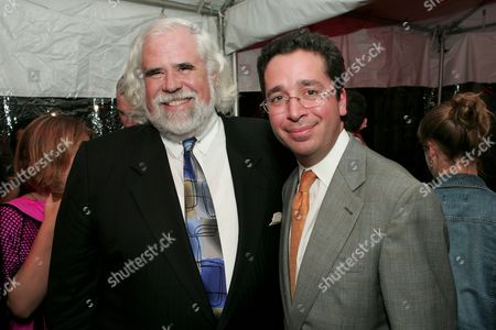 Stock Picture of Jeff Blake & Rob Wiesenthal