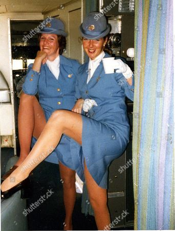 Annabel Davis, who worked as an air hostess for 15 years before joining the police force in which she has served for the last 17 years