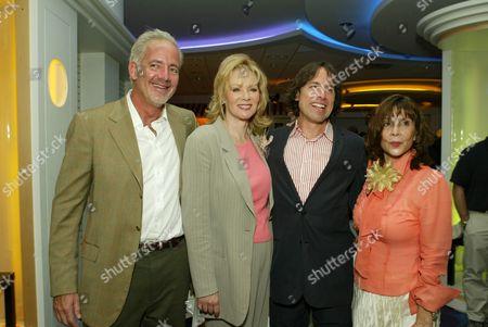 Gregory Goodman, Jean Smart, David O. Russell and Talia Shire