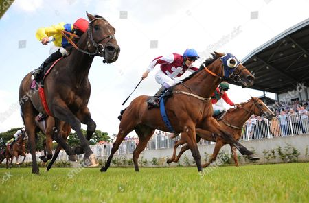 Editorial photo of Horse Racing - 18 Aug 2015