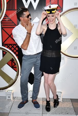 Anthony Ingham (Global Brand Leader for W Hotels), Coco Rocha