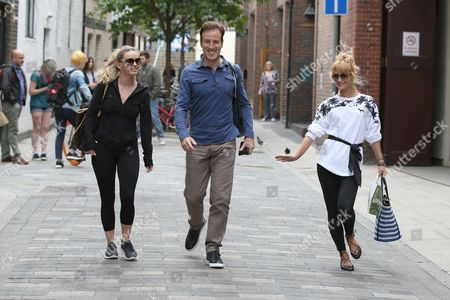 Editorial image of 'Strictly Come Dancing' TV show rehearsals, London, Britain - 19 Aug 2015
