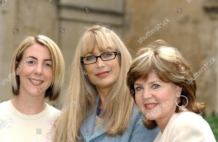 Kate Alderton, Carol Royle and Pauline Collins