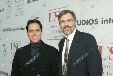 Pixar's Lee Unkrich and Gary Rydstrom