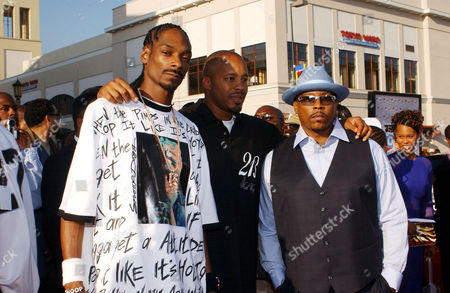 Stock Picture of 213 - Snoop Dogg, Warren G and Nate Dogg