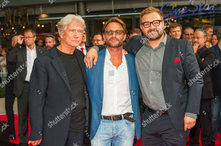 Editorial photo of 'Hitman: Agent 47' film premiere, Berlin, Germany - 19 Aug 2015