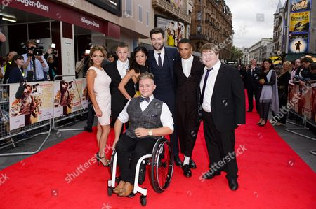 Editorial picture of 'Bad Education' film premiere, London, Britain - 20 Aug 2015