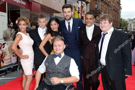 Editorial image of 'Bad Education' film premiere, London, Britain - 20 Aug 2015
