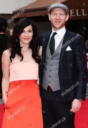 Sarah Solemani and Daniel Ingram