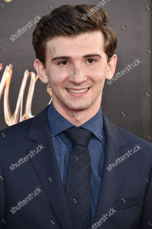 Editorial image of 'We Are Your Friends' film premiere, Los Angeles, America - 20 Aug 2015