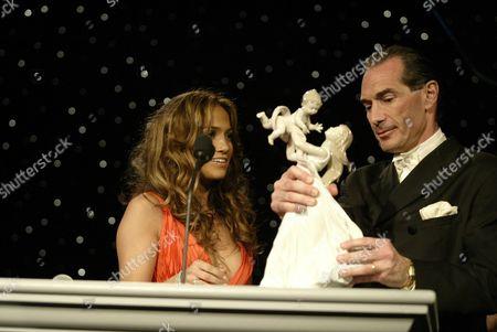Jennifer Lopez and Alex Yemenidjian