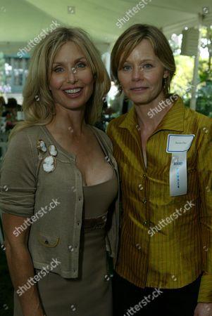 Heather Thomas and Susan Dey