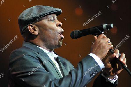 Editorial photo of 38th 'Jazz in Marciac' music festival, Marciac, France - 03 Aug 2015