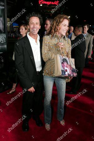 Brian Grazer and Gigi Levangie-Grazer