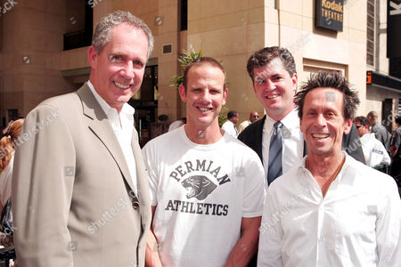 Michael Rosenberg, Peter Berg, James Whitaker and Brian Grazer