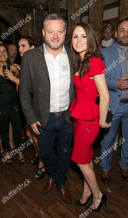 Editorial picture of Love Island Wrap Party, Sugar Hut, Brentwood, Essex, Britain - 21 Aug 2015