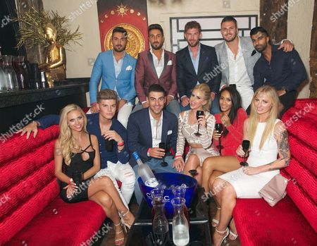 Tony Alberti, John Alberti, Chris Williamson, Travis Almond & Omar Sultani, Naomi Ball, Chris Baxter, Jonathan Clarke, Hannah Elizabeth, Rachel Christie & Lauren Richardson