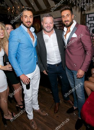 Editorial photo of Love Island Wrap Party, Sugar Hut, Brentwood, Essex, Britain - 21 Aug 2015
