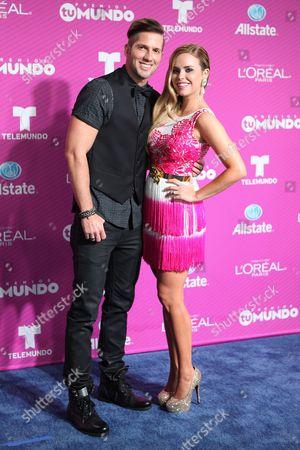 Editorial image of Premio Tu Mundo awards, The American Airlines Arena, Miami, Florida, America - 20 Aug 2015