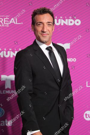 Editorial photo of Premio Tu Mundo awards, The American Airlines Arena, Miami, Florida, America - 20 Aug 2015