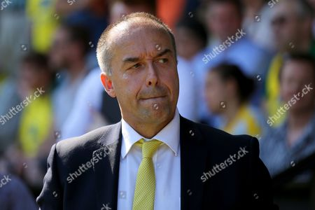 Norwich City chief executive, David McNally. Norwich City v Stoke City, Barclays Premier League match at Carrow Road. 22/08/15