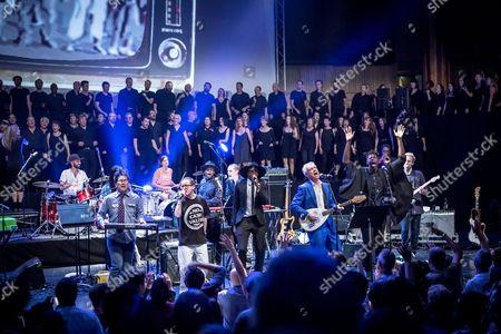 Editorial photo of Meltdown Festival, Southbank, London, Britain - 22 Aug 2015
