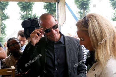 Yanis Varoufakis, Danae Stratou