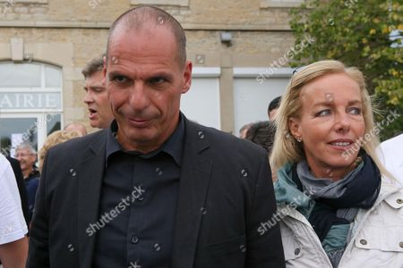 Yanis Varoufakis and Danae Stratou