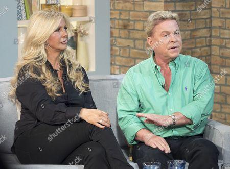 Sue Moxley and David Van Day
