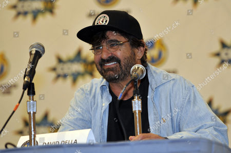 Editorial picture of Wizard World Comic Con, Chicago, America - 23 Aug 2015