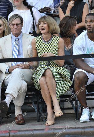Editorial photo of Nike Street Tennis event, New York, America - 24 Aug 2015