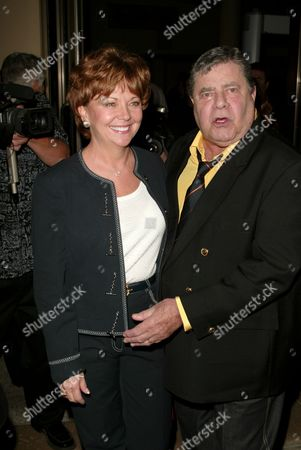 SanDee Pitnick and Jerry Lewis