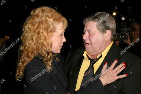 Stella Stevens and Jerry Lewis