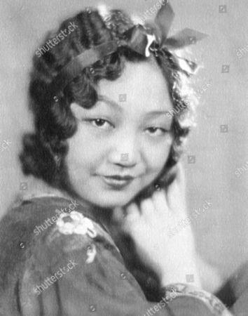 Anna Chang, Portrait, circa 1930