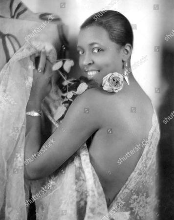 Ethel Waters, Smiling Portrait, 1926