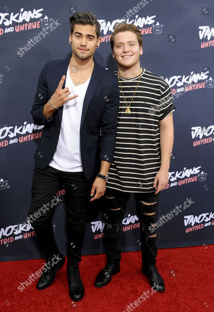 Andrew Bazzi and Rajiv Dhall
