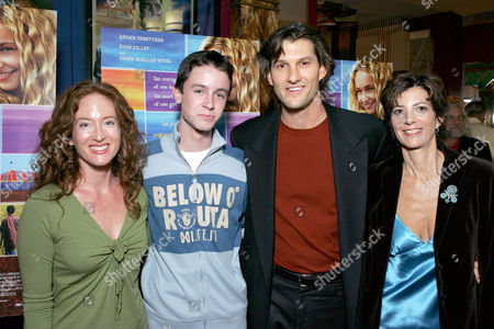 Kim Myers, Ryan Kelley, Eric Small and Tani Cohen
