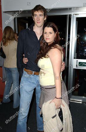 Fifi Trixibelle Geldof and boyfriend
