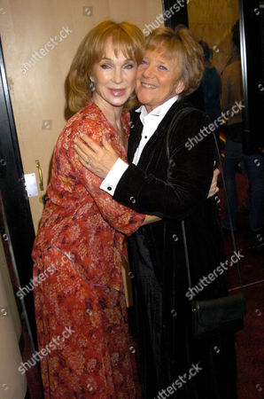 Shirley Anne Field AND JULIA FOSTER