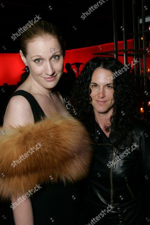 Editorial image of SAKS FIFTH AVENUE 'KEY TO THE CURE' PARTY, BEVERLY HILLS, LOS ANGELES, AMERICA - 14 OCT 2004