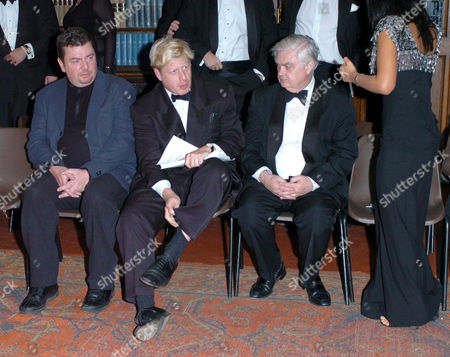 David Aaronovitch, Boris Johnson and Norman Lamont