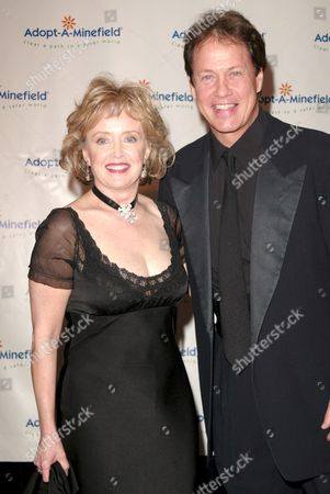 Julie Dees and Rick Dees