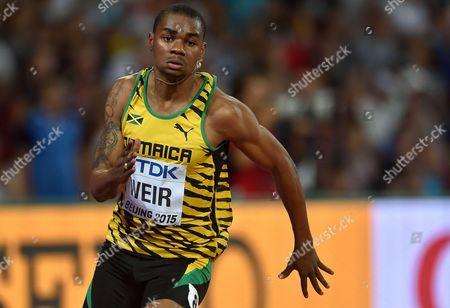 Editorial image of IAAF World Athletics Championships, Beijing, China - 25 Aug 2015