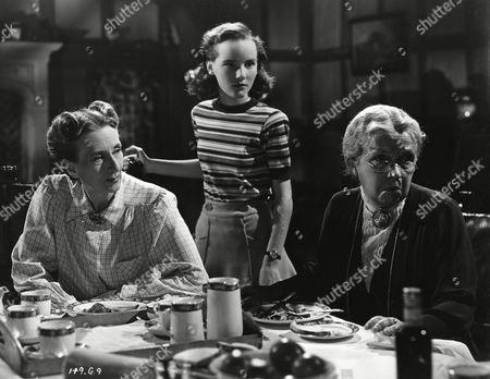 Marjorie Fielding, Petula Clark and Mabel Constanduros