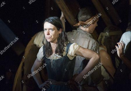 Stock Photo of Caoilfhionn Dunne as Mary Brenham