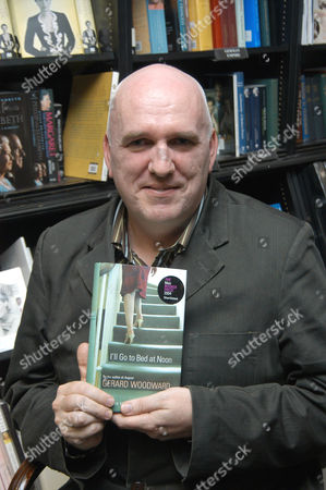 Editorial image of BOOKER PRIZE SHORTLISTED AUTHORS AT HATCHARD'S BOOK SHOP, PICCADILLY, LONDON, BRITAIN - 19 OCT 2004
